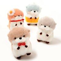Kawauso no Kotsume-chan Usobo Family Otter Plush Collection (Ball Chain)