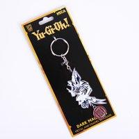 Dark Magician Blue Metal/Enamel Keychain | Yu-Gi-Oh!