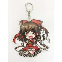 Touhou Project Super Glossy Acrylic Keychain Collection