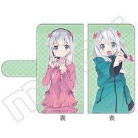 Dengeki Festival Eromanga Sensei Notebook-Style Smartphone Case