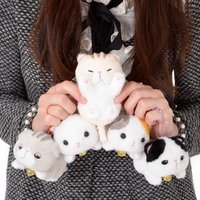Utatane Munchkin Cat Plush Collection (Ball Chain)
