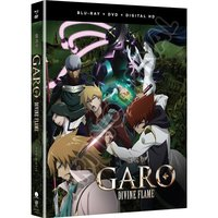 Garo The Movie : Divine Flame BD Combo Pack