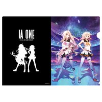 IA & ONE 6th & 3rd Anniversary A4 Clear File