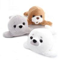 Mochi Puni Cute Plush Walrus & Seals Collection