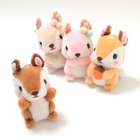 Korisu no Dongurin Lovely Squirrel Plush Collection (Ball Chain)