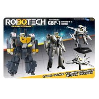 Robotech Heavy Armor 1/100 Roy Fokker's Yellow GBP-1S