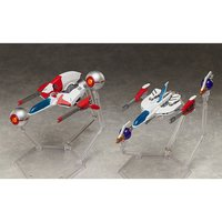 figma Thunderforce III Fire LEO-03 STYX & figma Thunderforce IV Fire LEO-04 RYNEX Set