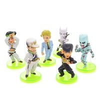 JoJo's Bizarre Adventure: Diamond Is Unbreakable World Collectable Figure Vol. 5