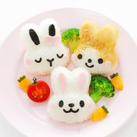 Mimy Rabbit Onigiri Tool Set