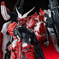 MG 1/100 Gundam Seed Destiny Astray R Gundam Astray Turn Red