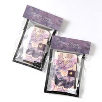 Pansy Girl iPhone Case and IC Card Sticker Set