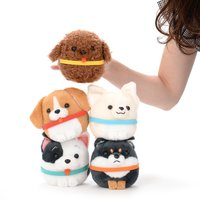 Wonderful Wanko Tai Dog Plush Collection (Standard)