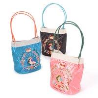 FLAPPER Sukajan Embroidered Bag