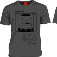 174th Single Sega Saturn T-Shirt