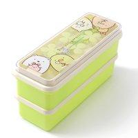 Sumikko Gurashi 2-Tier Mini Bento Box w/ Chopsticks