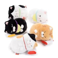 Hige Manjyu Sleeping Cat Plush Collection (Standard)