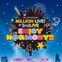 The Idolm@ster Million Live! 2nd Live Enjoy Harmony!! Complete The@ter Live Blu-ray