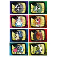 Kagerou Project Pencil Boards