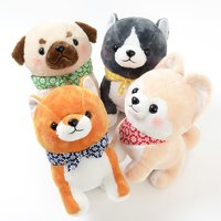Mameshiba San Kyodai Nihonbare Dog Plush Collection (Big)
