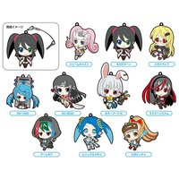 Sega Hard Girls Trading Rubber Straps
