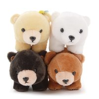 Marukuma Polar Standard Bear Plush Collection