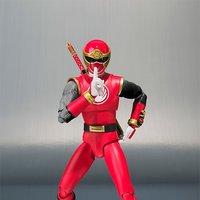 S.H.Figuarts Power Rangers Ninja Storm Red Wind Ranger