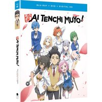 Ai Tenchi Muyo - The Complete Series - Shorts  BD Combo Pack