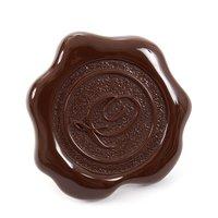 Q-pot. Chocolate Seal Ring