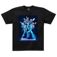 Mega Man 30th Anniversary Full Color Art T-Shirt