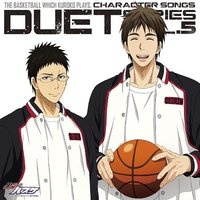 TV Anime Kuroko's Basketball Character Song Duet Series Vol. 5: Junpei Hyuga & Teppei Kiyoshi