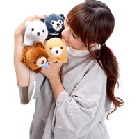 Marukuma Polar World Bear Plush Collection (Standard)