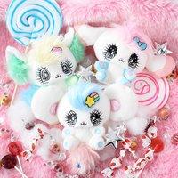 Peropero Sparkles Plush Mascots