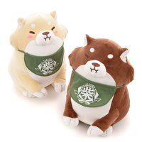 Chuken Mochi Shiba Pun Pun Plush Collection (Big)