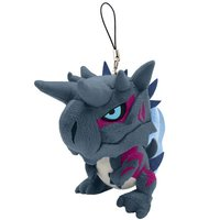 Monster Hunter X Glavenus Mini Mascot Plush