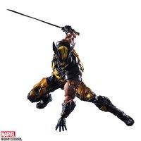 Variant Play Arts Kai X-Men Wolverine