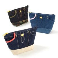 FLAPPER Denim Pants Pouch