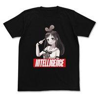 Kizuna Ai Intelligence Black T-Shirt