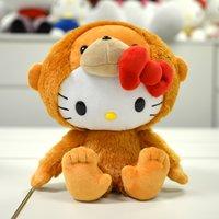 Hello Kitty 8 Plush: Orangutan