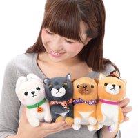 Mameshiba San Kyodai Halloween Dog Plush Collection (Standard)