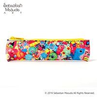 6%DOKIDOKI Colorful Rebellion -THANK YOU ALL- Pen Pouch