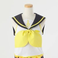 Kagamine Rin Cosplay Outfit