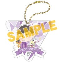 Osomatsu-san Photogenic Party Ichimatsu Big Acrylic Ball Chain Charm