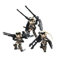 Desktop Army KT-321f Frame Arms Girl Gourai Series Box Set