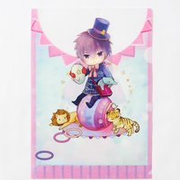 Circus Twins Clear File