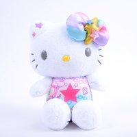 "Hello Kitty Pastel Pop 8 Plush"""