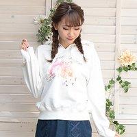 LIZ LISA Denim String Skirt