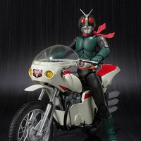 S.H.Figuarts Kamen Rider 2 & Cyclone (Remodeled Ver.)