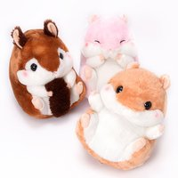 Coroham Coron Mori no Osanpo Hamster Plush Collection (Big)