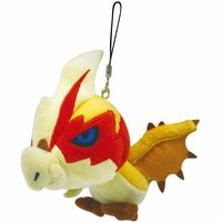 Monster Hunter Selregios Mini Plush