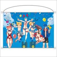 Hatsune Miku Summer Festival A1 Tapestry: Beach Festival Ver.